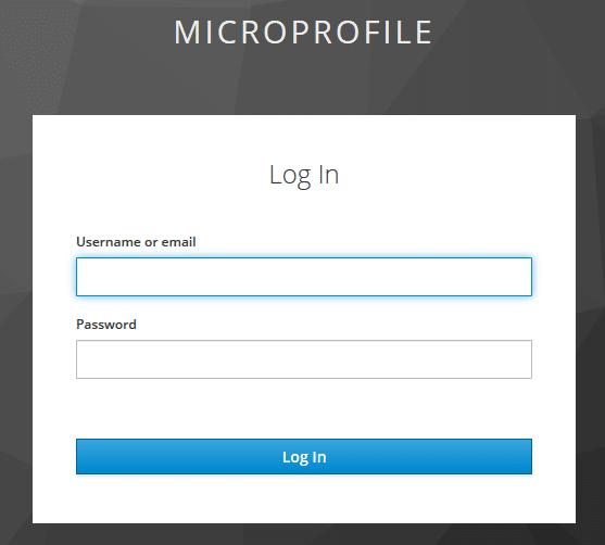 keycloakLoginPage