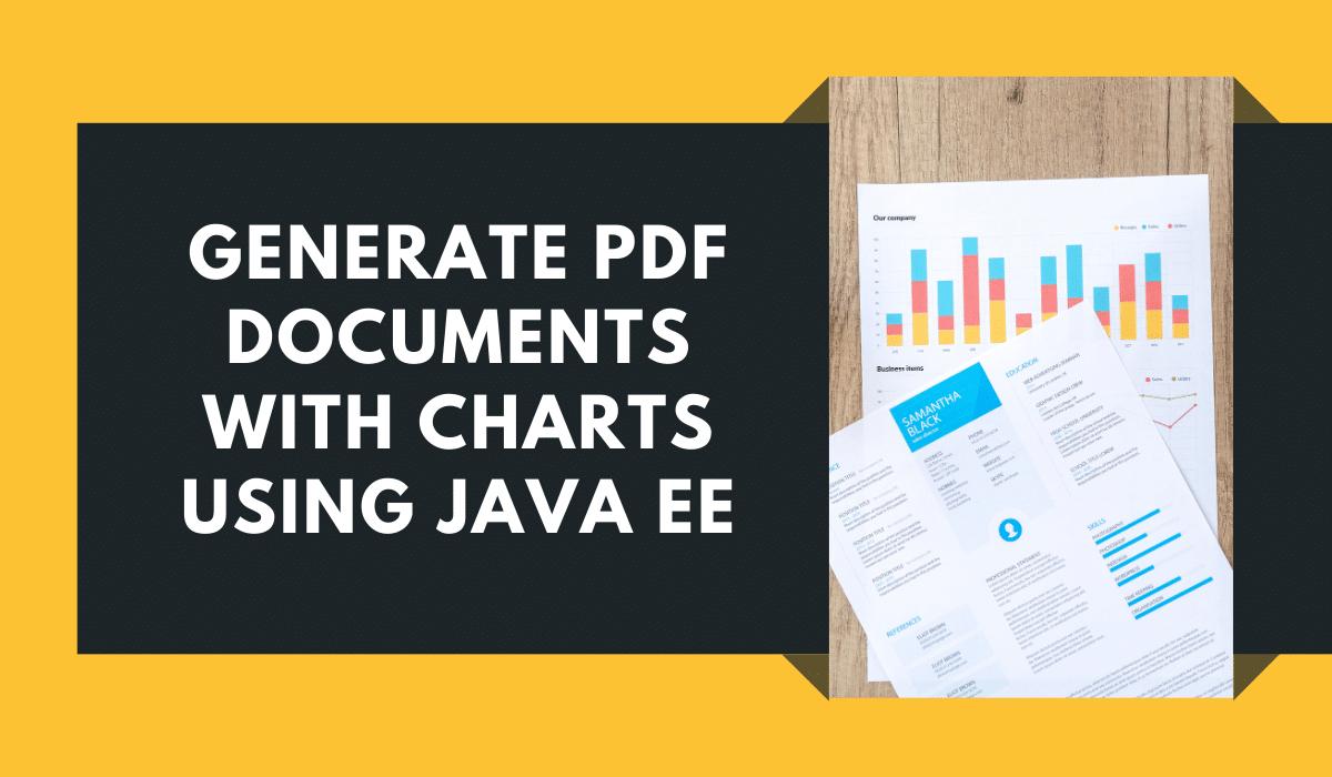 Generate PDF documents with charts using Java EE and ApachePDFBox