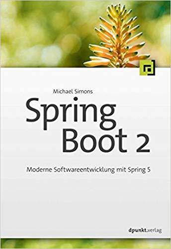 Spring Boot 2 Book (German)
