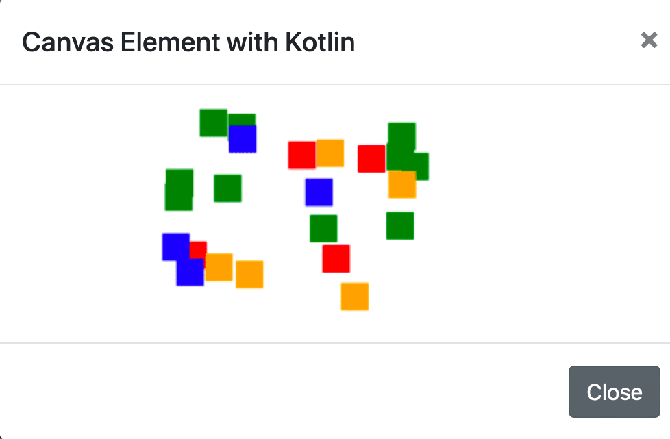 Access Browser API with Kotlin JavaScript