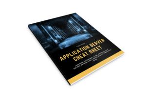 Application Server Cheat Sheet