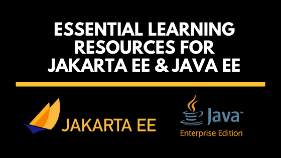 Essential Java EE Learning Resources