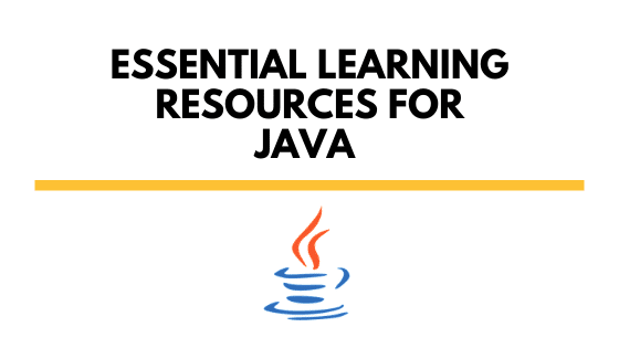 Essential Learning Resources for Java