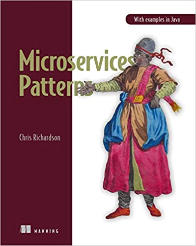 Microservice Patterns Book