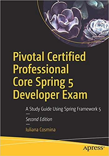 Spring 5 Certified Book