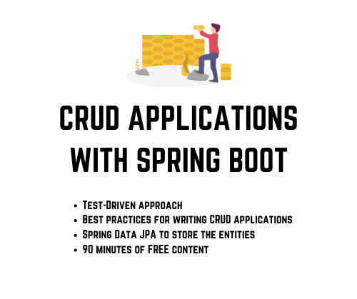 CRUD Applications with Spring Boot
