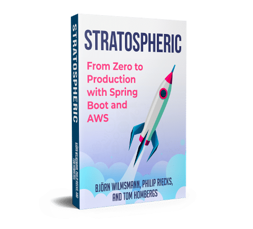 Stratospheric Book Cover