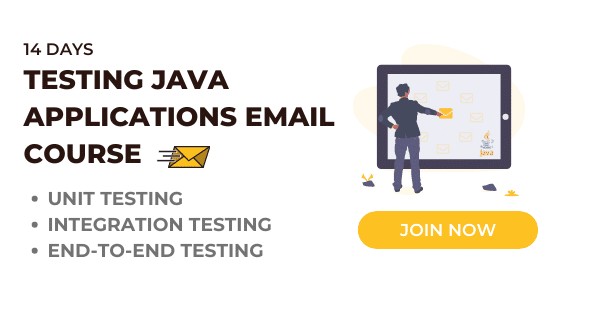 Testing Java Applications Course