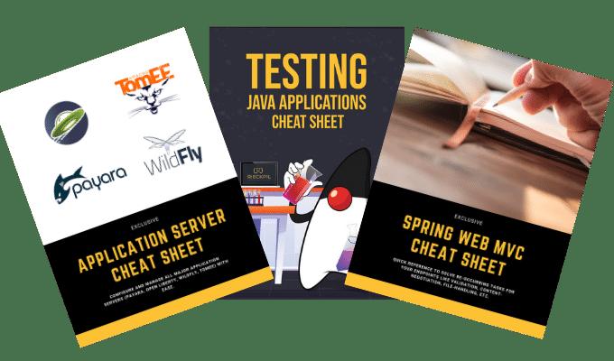 Free Java Cheat Sheets